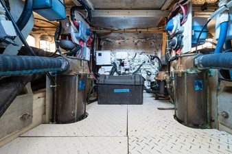 Cygnet 12 Engine Room