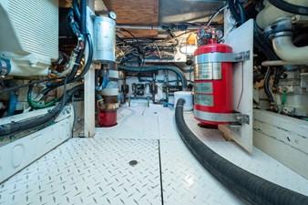 Cygnet 13 Engine Room