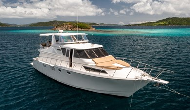 53' Custom Motor Yacht
