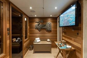 MIA ELISE II 37 Sauna and Steam Room