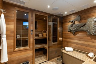 MIA ELISE II 38 Sauna and Steam Room