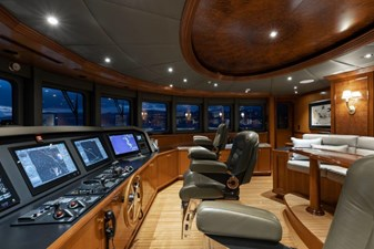 MIA ELISE II 43 Pilothouse
