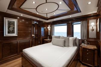 MIA ELISE II 17 Guest Stateroom on Owner's Deck