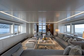 ESTEL 12 Main deck salon