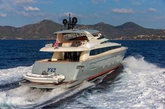 Y42 3 Y42 2008 CANADOS 110 Motor Yacht Yacht MLS #272990 3