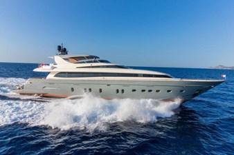 Y42 5 Y42 2008 CANADOS 110 Motor Yacht Yacht MLS #272990 5
