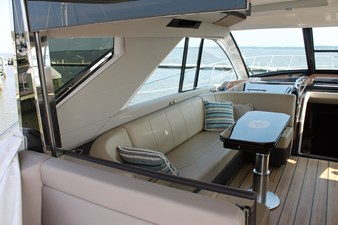 Restless 13 Cockpit Window