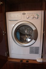 Restless 42 Washer and Dryer