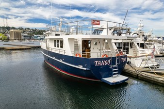 TANGO TOO 1 TANGO TOO 1999 CAPE HORN Long Range Trawler Trawler Yacht Yacht MLS #273000 1