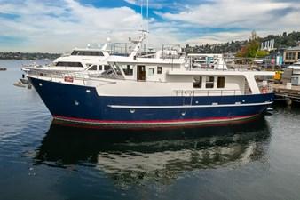 TANGO TOO 2 TANGO TOO 1999 CAPE HORN Long Range Trawler Trawler Yacht Yacht MLS #273000 2