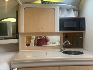 High Tide 12 Galley
