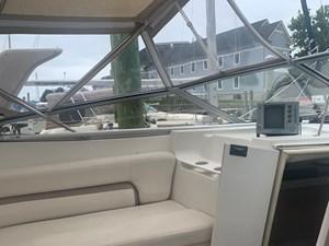 High Tide 16 Port Side seating