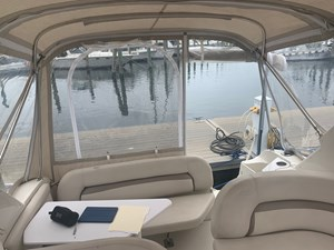 High Tide 17 Rear Seating