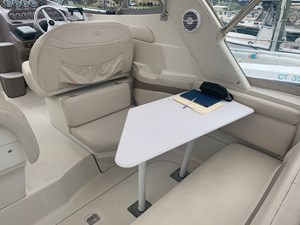 High Tide 19 Rear Seating
