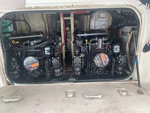 High Tide 21 Engine Room