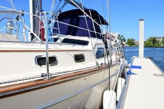 Zazu 3 Zazu 2008 ISLAND PACKET YACHTS 465 Cruising Sailboat Yacht MLS #273002 3