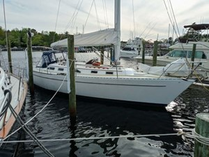Liberty 1 Liberty 1988 FREEDOM YACHTS 38 Cruising Sailboat Yacht MLS #273004 1