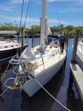Liberty 4 Liberty 1988 FREEDOM YACHTS 38 Cruising Sailboat Yacht MLS #273004 4