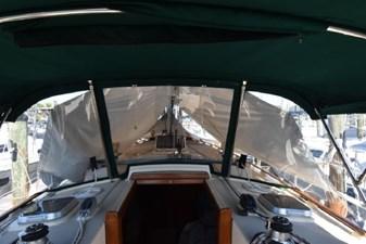 SEA TRYST 5 SEA TRYST 1993 ISLAND PACKET YACHTS 38 Cruising Sailboat Yacht MLS #273005 5