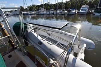 SEA TRYST 7 SEA TRYST 1993 ISLAND PACKET YACHTS 38 Cruising Sailboat Yacht MLS #273005 7
