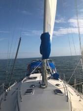 Pamela M 2 Pamela M 1986 NIAGARA 35 Encore Cruising Sailboat Yacht MLS #273006 2