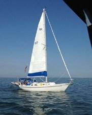 Pamela M 3 Pamela M 1986 NIAGARA 35 Encore Cruising Sailboat Yacht MLS #273006 3