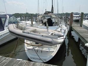 Carpe Diem 1 Carpe Diem 1991 HUNTER 42 Passage Cruising Sailboat Yacht MLS #273007 1