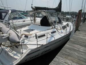Carpe Diem 2 Carpe Diem 1991 HUNTER 42 Passage Cruising Sailboat Yacht MLS #273007 2