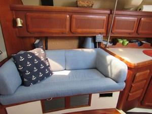 Carpe Diem 4 Carpe Diem 1991 HUNTER 42 Passage Cruising Sailboat Yacht MLS #273007 4
