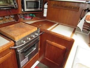 Carpe Diem 6 Carpe Diem 1991 HUNTER 42 Passage Cruising Sailboat Yacht MLS #273007 6