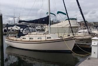 Kattyshack 2 Kattyshack 1989 ISLAND PACKET YACHTS 27 Cruising Sailboat Yacht MLS #273010 2