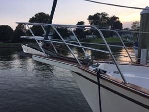 Mystic 4 Mystic 1989 ISLAND PACKET YACHTS 35 Cruising Sailboat Yacht MLS #273015 4