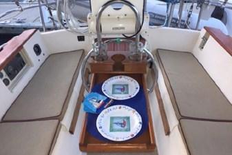 Mystic 6 Mystic 1989 ISLAND PACKET YACHTS 35 Cruising Sailboat Yacht MLS #273015 6