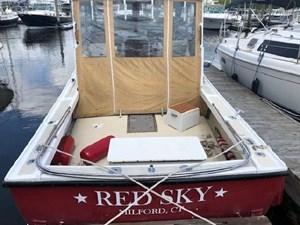 Red Sky 1 Red Sky 1979 NAUSET 27 Cruising Yacht Yacht MLS #273016 1