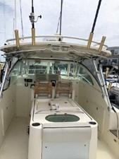 2007 Pursuit 345 Drummond Sportfish 19