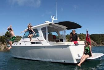 STILL CRUISIN III 1 STILL CRUISIN III 2015 BACK COVE 34 Cruising Yacht Yacht MLS #273021 1