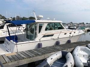 STILL CRUISIN III 3 STILL CRUISIN III 2015 BACK COVE 34 Cruising Yacht Yacht MLS #273021 3