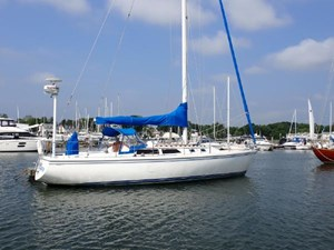 1989 Catalina 36 2 1989 Catalina 36 1989 CATALINA 36 Cruising Sailboat Yacht MLS #273025 2