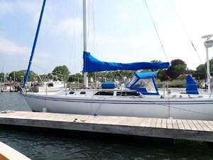 1989 Catalina 36 4 1989 Catalina 36 1989 CATALINA 36 Cruising Sailboat Yacht MLS #273025 4