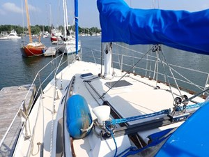 1989 Catalina 36 5 1989 Catalina 36 1989 CATALINA 36 Cruising Sailboat Yacht MLS #273025 5