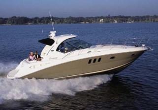2006 Sea Ray 38 Sundancer 0 1