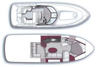 2006 Sea Ray 38 Sundancer 3 2006 Sea Ray 38 Sundancer 2006 SEA RAY 380 Sundancer Cruising Yacht Yacht MLS #273027 3