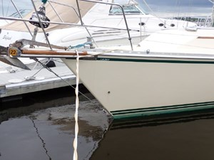 1999 Caliber 40 LRC 5 1999 Caliber 40 LRC 1999 CALIBER YACHT GROUP 40 LRC Cruising Sailboat Yacht MLS #273028 5
