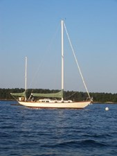 White Wings 1 White Wings 1963 PEARSON Rhodes 41 Racing Sailboat Yacht MLS #273030 1