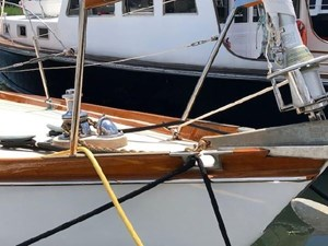 White Wings 6 White Wings 1963 PEARSON Rhodes 41 Racing Sailboat Yacht MLS #273030 6
