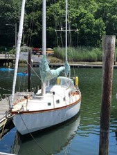 White Wings 7 White Wings 1963 PEARSON Rhodes 41 Racing Sailboat Yacht MLS #273030 7