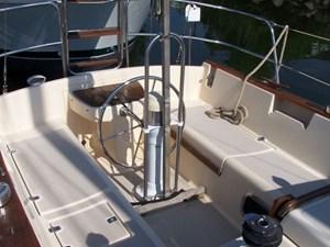 1991 Island Packet 29 Cutter 5 1991 Island Packet 29 Cutter 1991 ISLAND PACKET YACHTS 29 Cutter Cutter Yacht MLS #273032 5