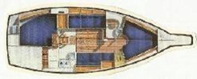 1991 Island Packet 29 Cutter 44