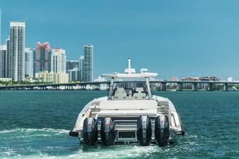 Vice 2 Vice 2021 WALLY YACHTS Wallytender X Cruising Yacht Yacht MLS #273038 2