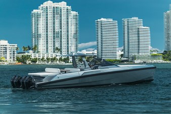 Vice 1 Vice 2021 WALLY YACHTS Wallytender X Cruising Yacht Yacht MLS #273038 1